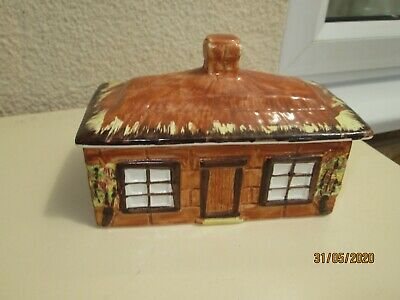 Price Kensington Cottage Ware Butter Dish With Lid. Good Condition. • 2.50£