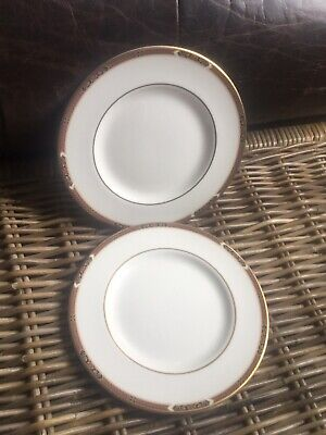 Marks And Spencer M&S Connaught Salad Dessert Plates X 2 • 16£