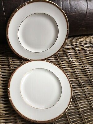 Marks And Spencers M And S Connaught Dinner Plates X 2 • 19.99£