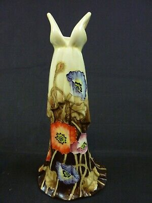 Old Tupton Ware Bodice Or Dress Vase #2 • 38£