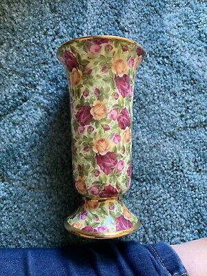 Royal Albert Old Country Roses Vase • 3.80£