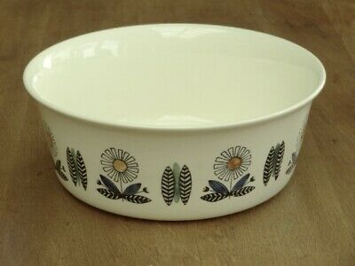 Vintage Egersund Pottery Daisy Serving Dish, Norway • 4.99£