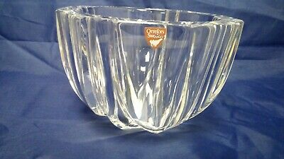 Beautiful Orrefors Sweden Glass Dish/Bowl   I-1896-MY-W27 • 4.99£