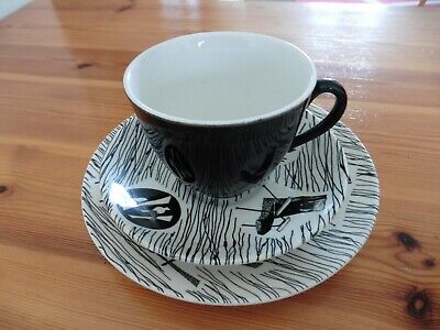 Ridgeway Homemaker Trio , Cup, Saucer And Plate • 15£