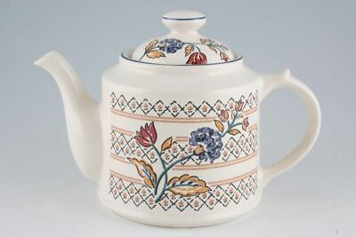 Boots - Camargue - With Cross Hatching - Teapot - 172553G • 45.05£