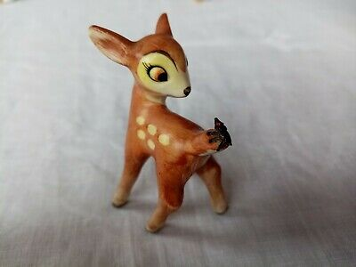 Vintage Goebel Bambi With Fly On His Tail • 12£