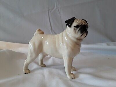 Beswick Pug Dog 'cutmil Cupie' In Excellent Condition • 13£
