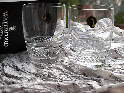 Waterford Crystal Card Tumbler Pair New In Box • 55£