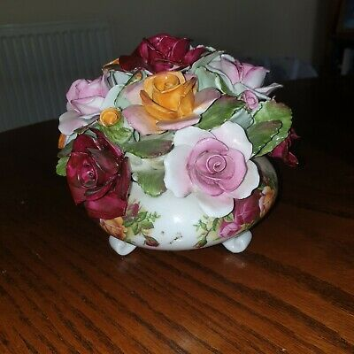 Old Country Roses Decrotive Bowl • 2.60£