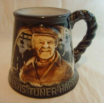 Great Yarmouth Potteries Tankard Lewis Tuner Harrison Launching The Lifeboat 407 • 12.99£