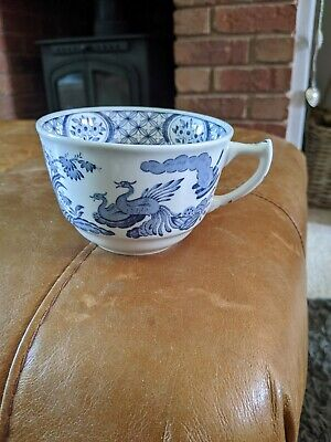 Old Chelsea Furnivals Ltd England No 647812 Tea Cup And Saucer • 18£