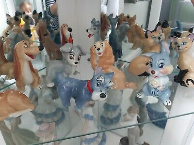 Full Set Of WADE Lady And The Tramp Blow Ups  • 1,000£