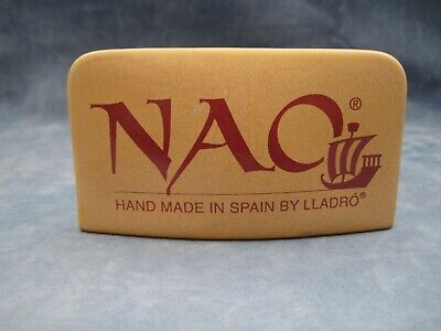 Lladro Nao Gres Rare Advertising Display Signs Plaques Shop Dealer Point Of Sale • 29£