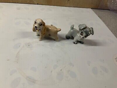 2 Wade WHIMSIES   DISNEY DOG AND CAT  • 5£