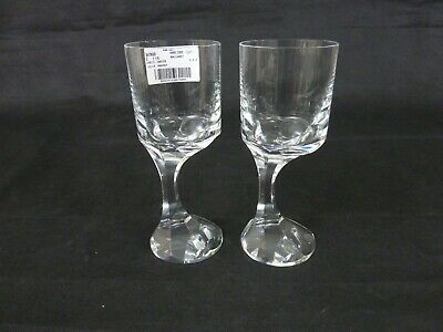 Pair Of Baccarat Narcisse Glasses 7 1/4 Inch Water Goblet    #2 • 195£
