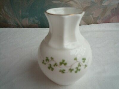 Vintage China Vase Shamrock Design Made In Galway Ireland  • 5.99£