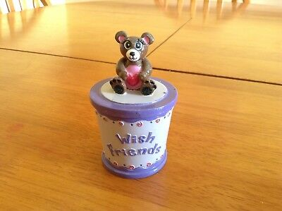 Friendship Trinket Pot From Claires • 0.50£