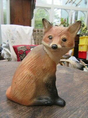 Purbeck Pottery Fox Ornament Wildlife Series • 12£