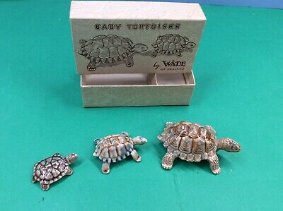 Wade Tortoise Family Mint In Box • 12.99£