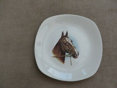Midwinter Stylecraft Vintage Rare Horse Plate Stylised Classic Shape Bay Horse • 10£