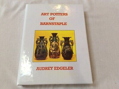 Book On Art Potters Of Barnstaple • 25£
