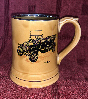 A Moko Product By Wade, Tankard, 1912 Ford Model T • 2.50£