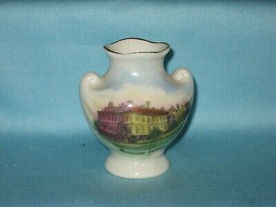 Arcadian China Vase - RUFFORD ABBEY Colour Transfer • 2.99£