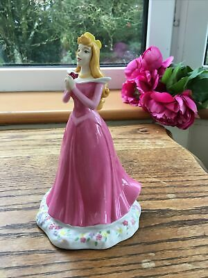 "Beautiful Royal Doulton Disney Princesses Figurine ""Sleeping Beauty"" DP2 Unboxed • 14.50£"