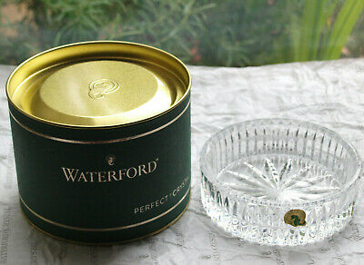 Waterford Crystal Wine Bottle Coaster Brand New In Box • 45£