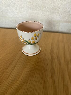 Pretty Poole Pottery Egg Cup • 5£