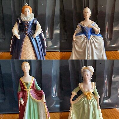 Franklin Porcelain Queens • 50£
