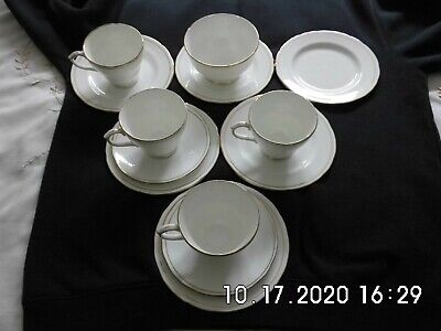 Duchess  Ascot  Side Plates, Cups And Saucers • 12£