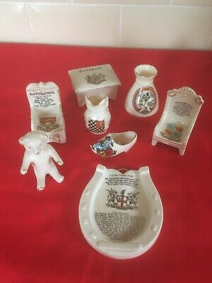Crested China Collection • 6£