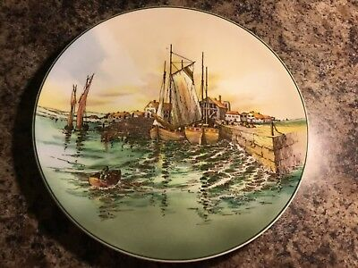 Royal Doulton Home Waters D6434 Vintage Plate Seriesware. • 23£