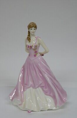 Coalport Figurine Now And Forever. • 30£