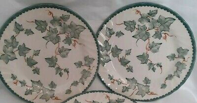 Bhs Pottery Country Vine 2 Side  Salad Plates 8 Inch  • 5£