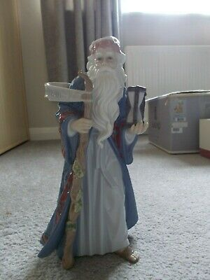 Lladro 'FATHER TIME' 06696 'INSPIRATION MILLENNIUM COLLECTION' Mint - Boxed • 50£