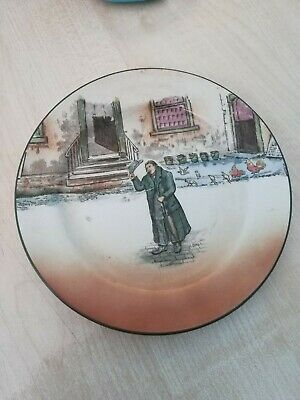Royal Doulton Dickens Ware  Plate Mr Squeers -  • 1.50£