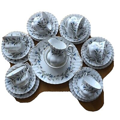 Royal Albert Brigadoon Tea Set • 21.99£