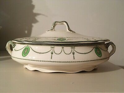 Doulton Countess (Green) Tureen • 20£