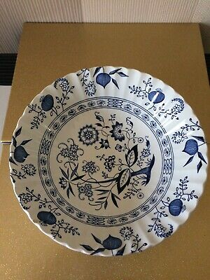 J&G Meakin Blue Nordic Fruit Bowl • 6.80£