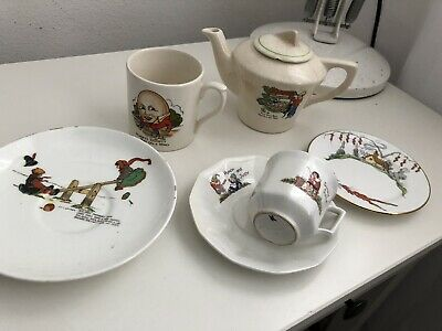 Vintage Nursery Ware Assorted • 3.70£