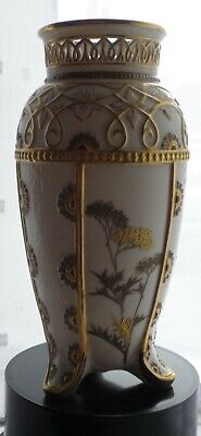 Royal Worcester Aesthetic Movement Vase  [circa 1876] • 244£