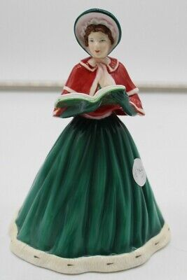 Royal Doulton 'On The First Day Of Christmas'  Bone China Figurine . WOLB190RG • 13.99£