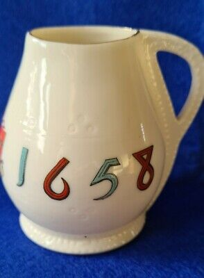 W H GOSS Crested China SEE OF ELY • 4.99£