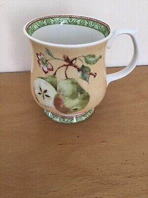 Queens Covent Garden Market Pears And Berries Mug. Excellent Condition • 0.99£