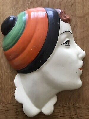 Art Deco Cope & Co Wall/Face Mask • 19.99£