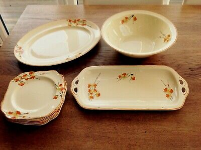 Johnson Bros 'Victorian' Range Tableware • 30£