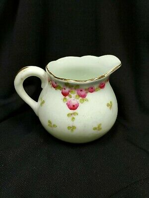Small Vintage/Antique Hammersley & Co Ceramic Jug • 3£