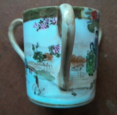 Noritake 3 Handled Loving Cup • 5£